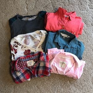 Size Small Long Sleeve Bundle